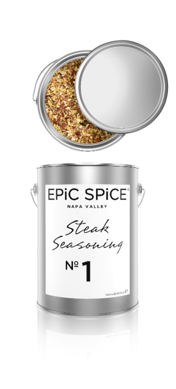 Epic Spice 1kg Steak Seasoning SW