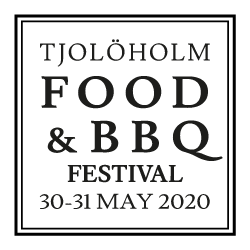 food and bbq festival logo 2020