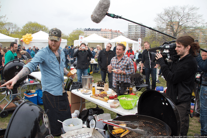 Grillmastarna tv4 Jimmy Hemmingsson 4