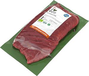 torkat kött ica