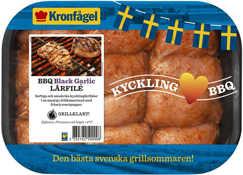 bbq black garlic larfile
