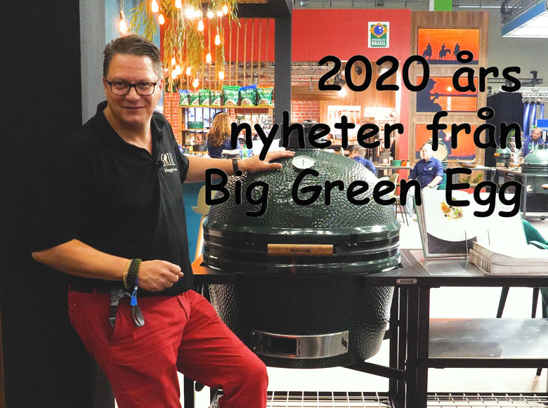 big green egg 2020