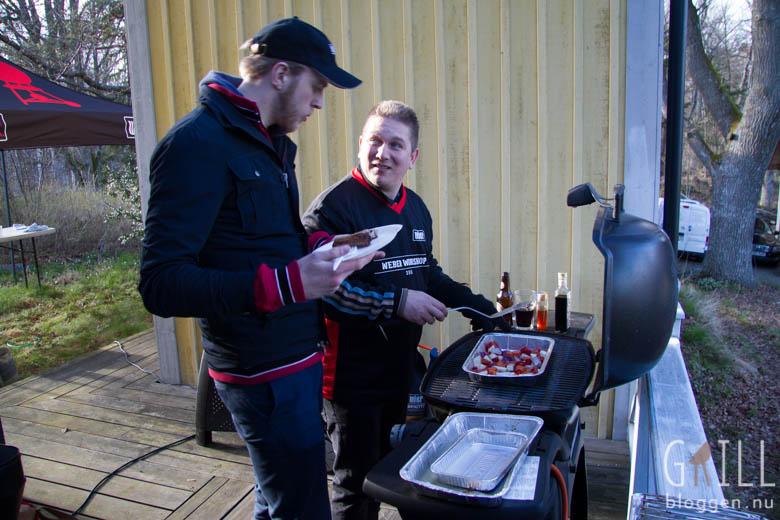 Weber Workshop 2016 del 3 | Grillbloggen | grillbloggen.nu