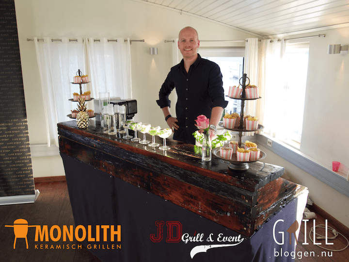 luxeevent grillevent monolith grill bar