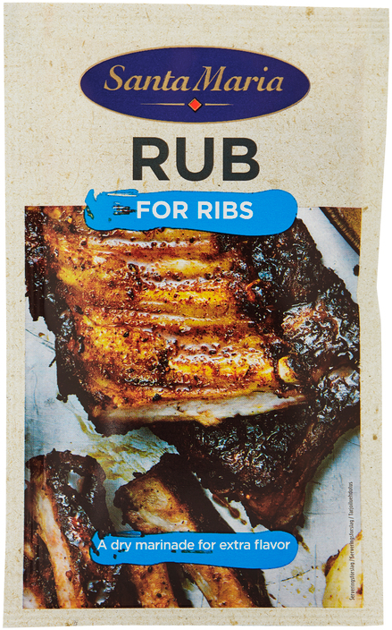 BBQ Rub for Ribs