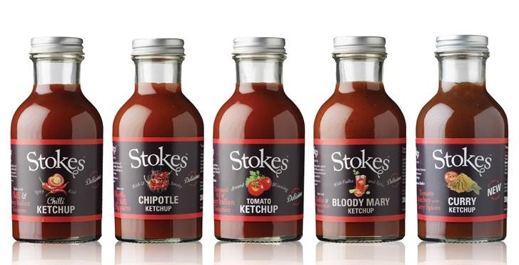 Stokes ketchup grill bbq Sauces
